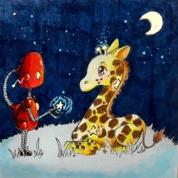 Star Giraffe